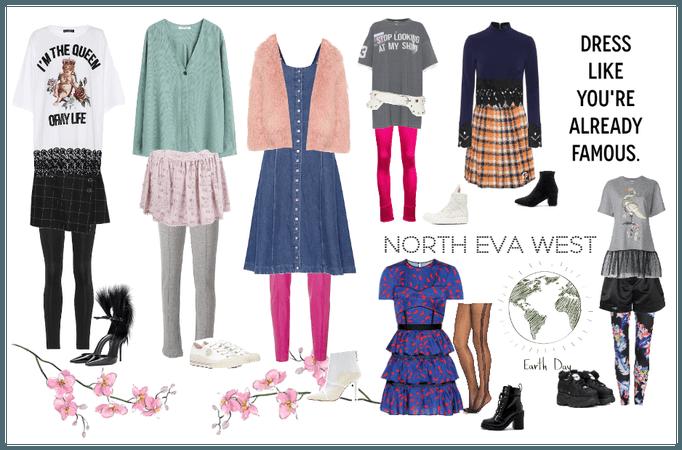 North Eva West