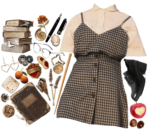 Percy Weasley- Outfits Inspired by Characters