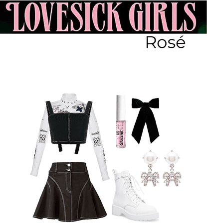 Lovesick girls - Rosé