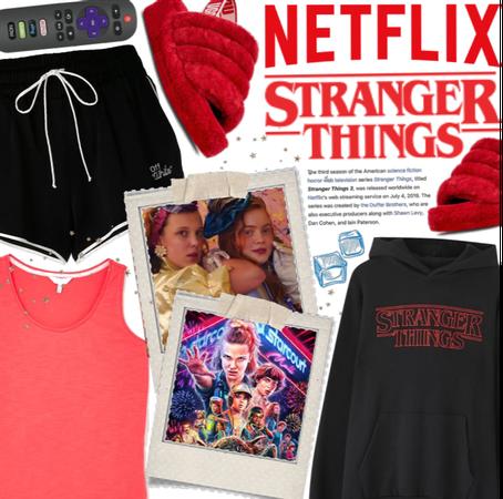 Stranger things netfl8x