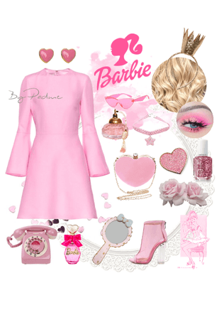 """I'm a Barbie-girl in a Barbie world...🌸"""
