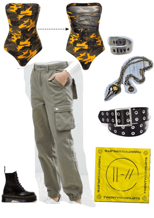 twenty one pilots outfit2