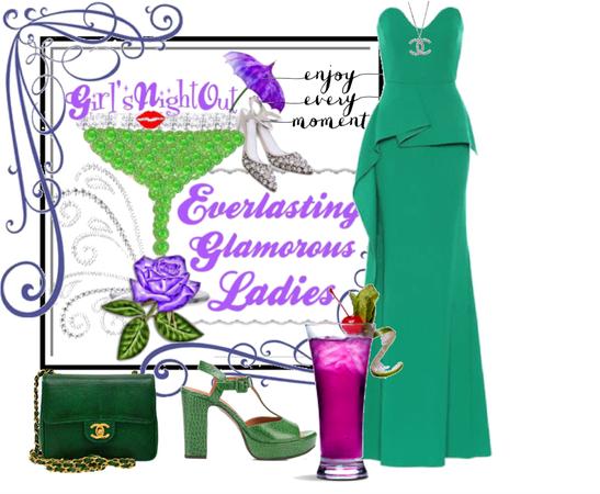 Everlasting Glamorous Ladies