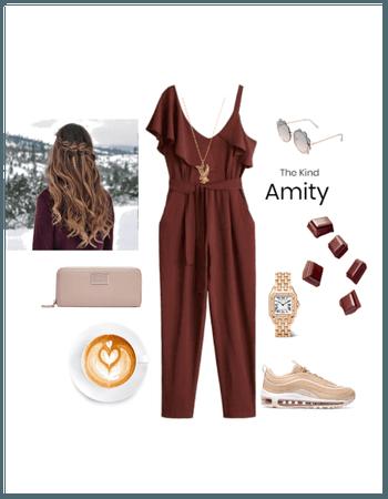 [ Divergent - Amity ]