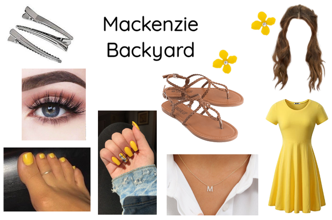 Mackenzie Backyard