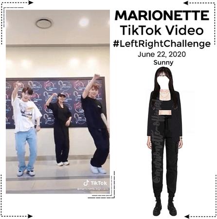 MARIONETTE (마리오네트) [SUNNY] TikTok Challenge