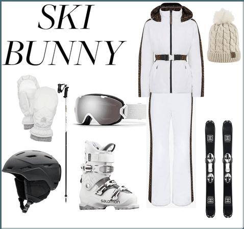 Ski getaway