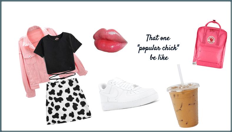 Popular Kids Style In Middle School