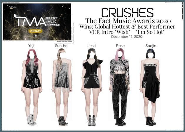 Crushes (호감) The Fact Music Awards 2020
