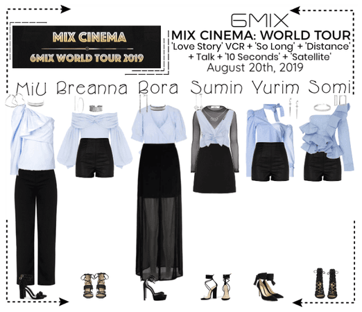 《6mix》Mix Cinema | London