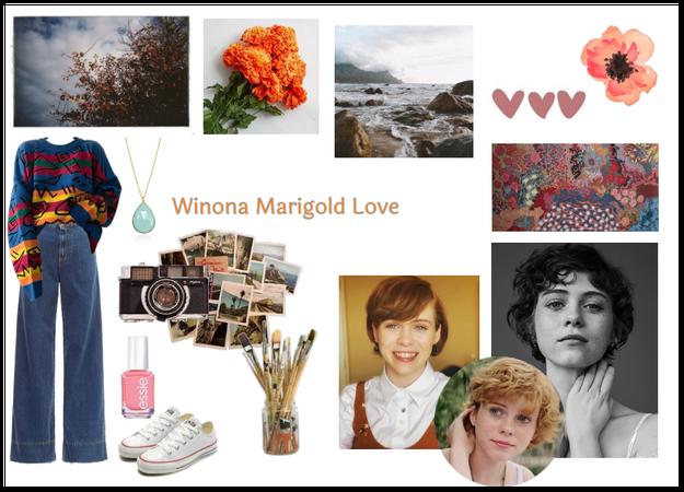 Winona Marigold Love