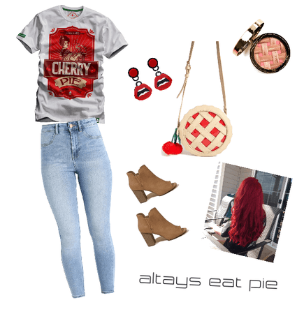 Pie outfit