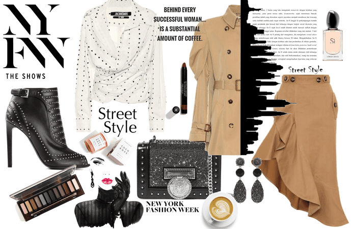 New York Fashion Week: Elegant Street Style