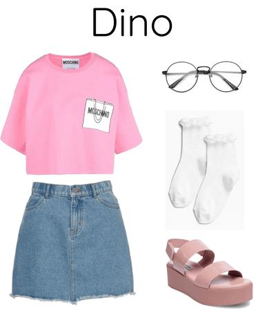Dino (seventeen) ideal type