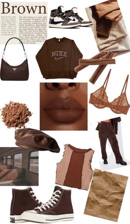 brown vibes