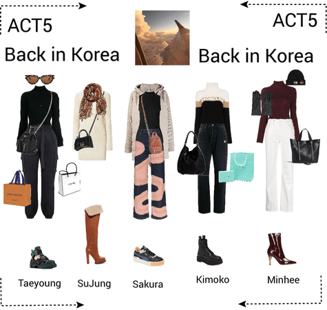 ACT5 - Back in Korea