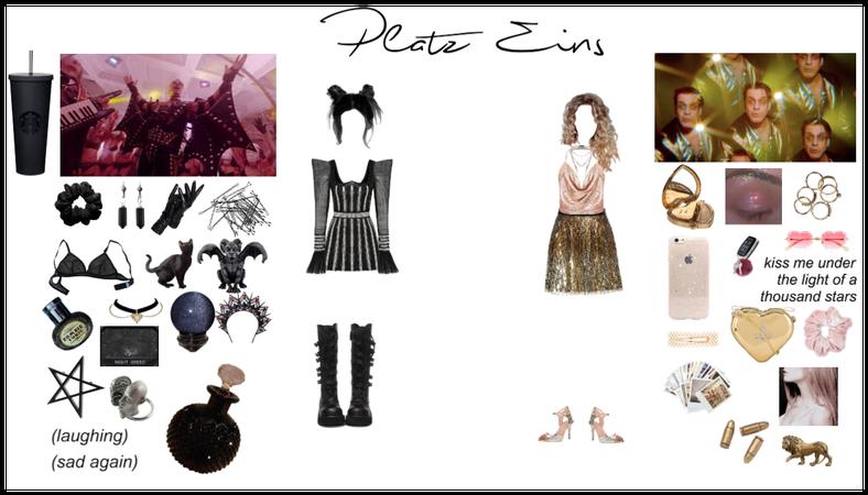 Platz Eins inspired outfit