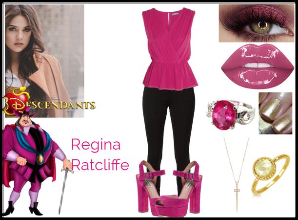 Regina Ratcliffe - Isle Of The Lost