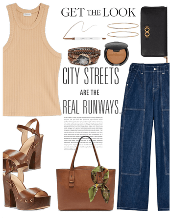 Get The Look: Fall Streestyle