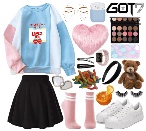 GOT7: Just Right MV Inspired