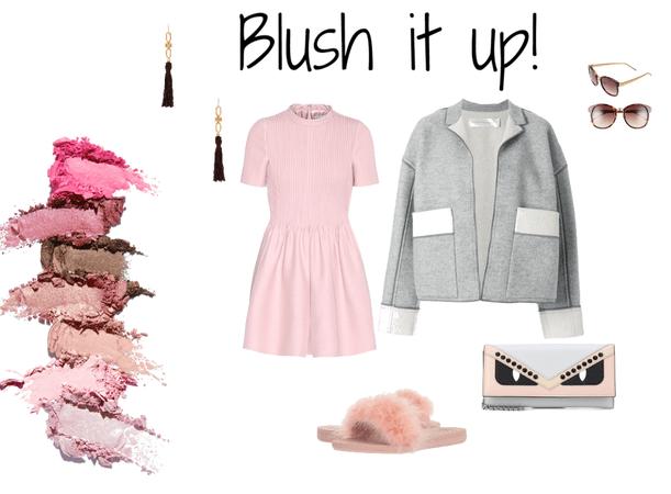 Blush it up!