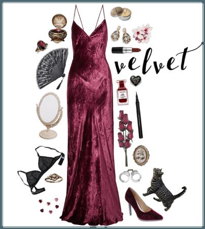 Velvet Goddess