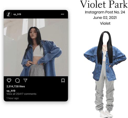 Violet Park   LILAC   Instagram Post No. 24
