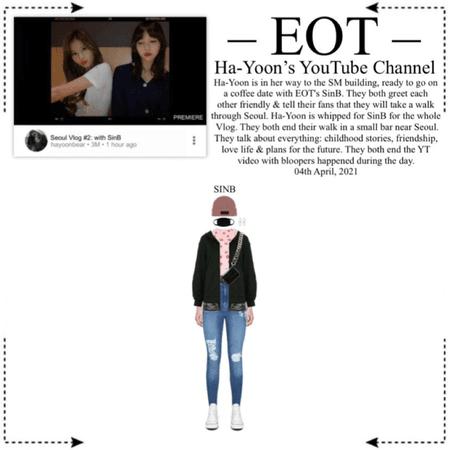 EOT (내일의황후) [SINB] Ha-Yoon's YouTube Channel