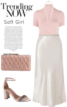 VSCO, E Girl, Soft Girl Trend Look 1: Soft Girl