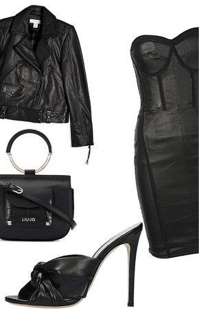 Dark Leather