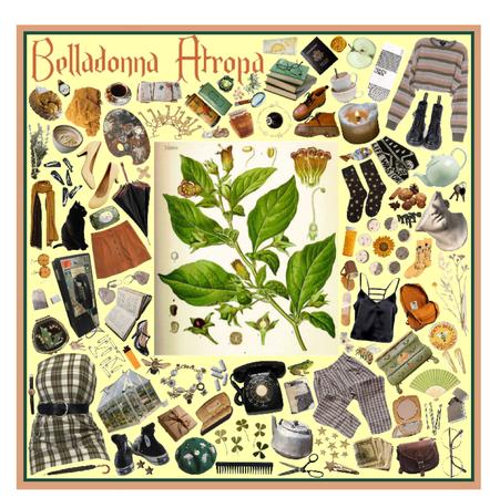 Belladonna Atropa