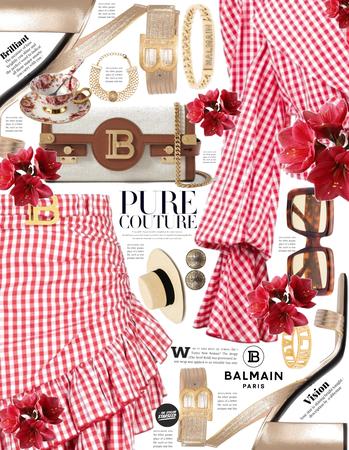 Favorite Designer Labels: Balmain