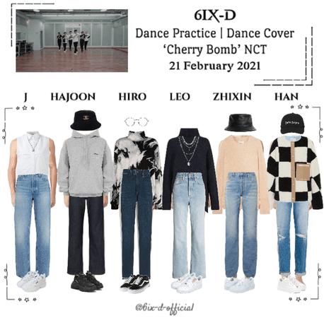 6IX-D [식스디] NCT Dance Cover 210221