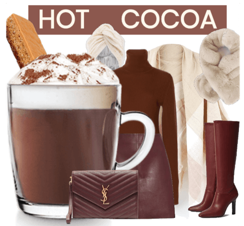 Hot cocoa lover