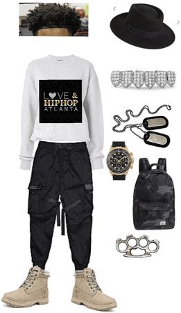 love and hip hop men gangster