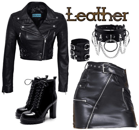 Leather Everywhere