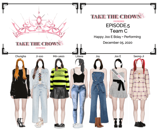 """""""Take The Crown"""" Ep.5 [Team C]"""