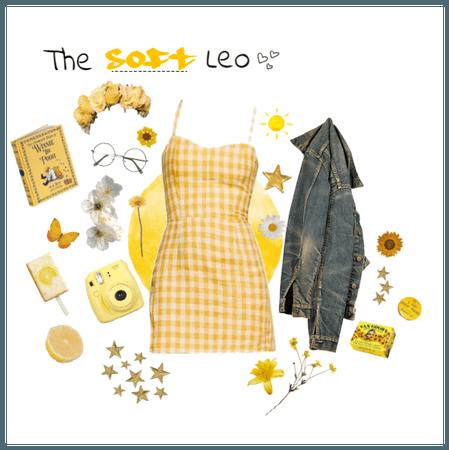 "The ""Soft"" Leo"