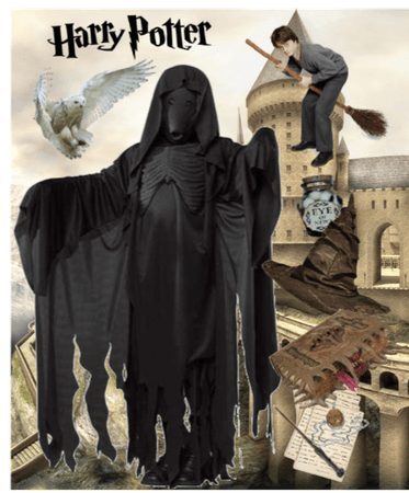 Dementor suit