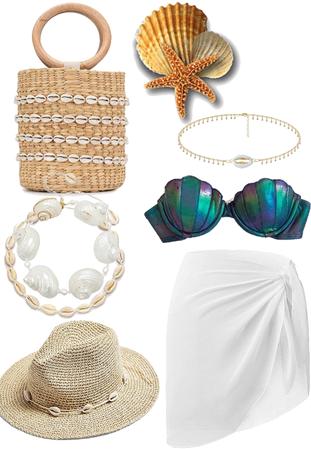 Shell - Beach Vibes