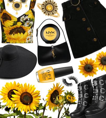 SUMMER 2021: Sunflower Style