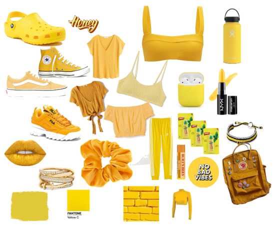 Yellow Cool