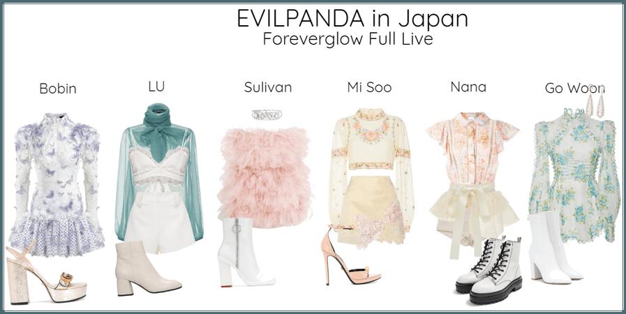 EVILPANDA in Japan