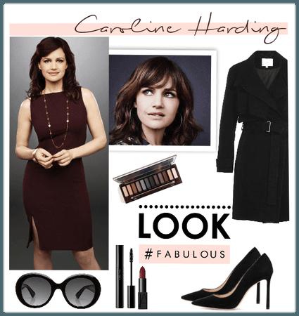 Carla Gugino - Get the look