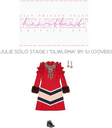 [HEARTBEAT] 2019 PRIVATE STAGE | JULIE SOLO STAGE