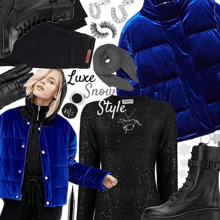 WINTER 2020: Luxe Snow Style