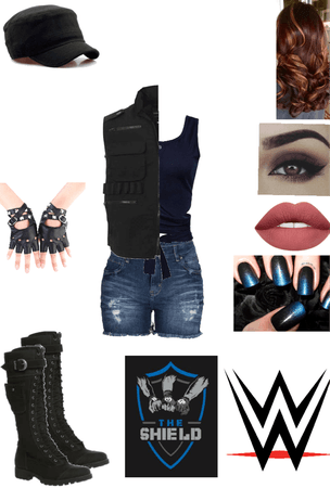 WWE The Shield Outfit #2
