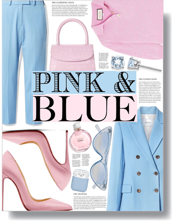 pink or blue? why not both! 💗💙