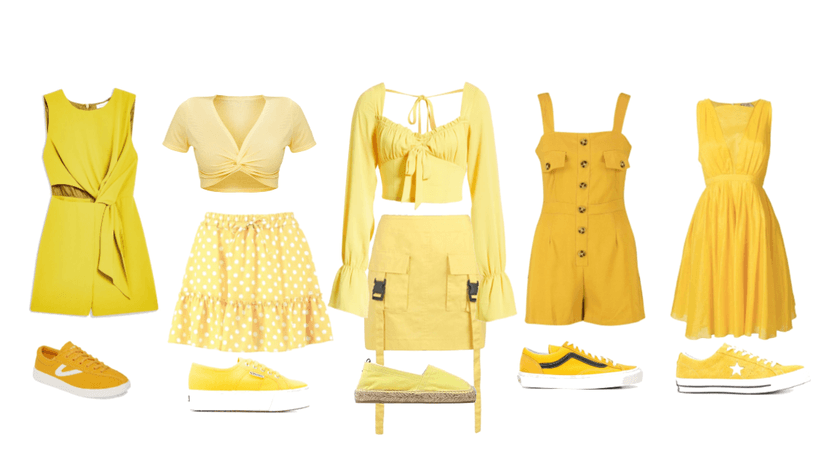 My Colour (Yellow version)