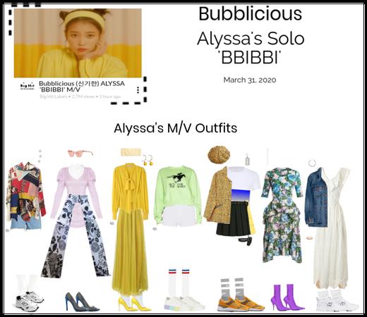 Bubblicious (신기한) Alyssa - BBIBBI